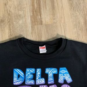 American Apparel Tops - American Apparel Delta Phi Epsilon Sweatshirt